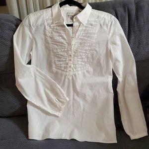 Esprit cotton Long-sleeved Shirt